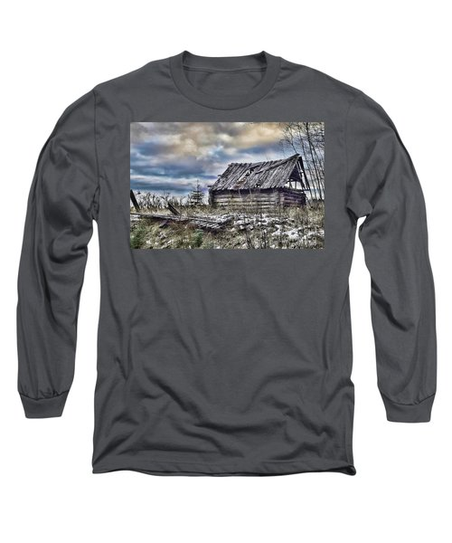 Four Winds Hotel Long Sleeve T-Shirt
