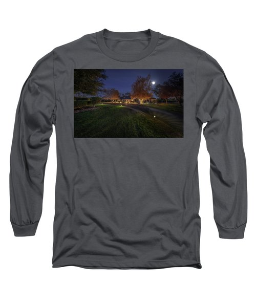 Front Long Sleeve T-Shirt