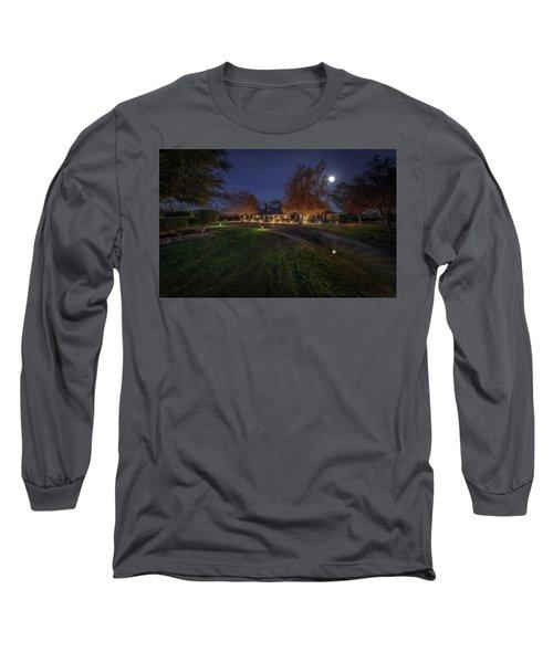Front Long Sleeve T-Shirt