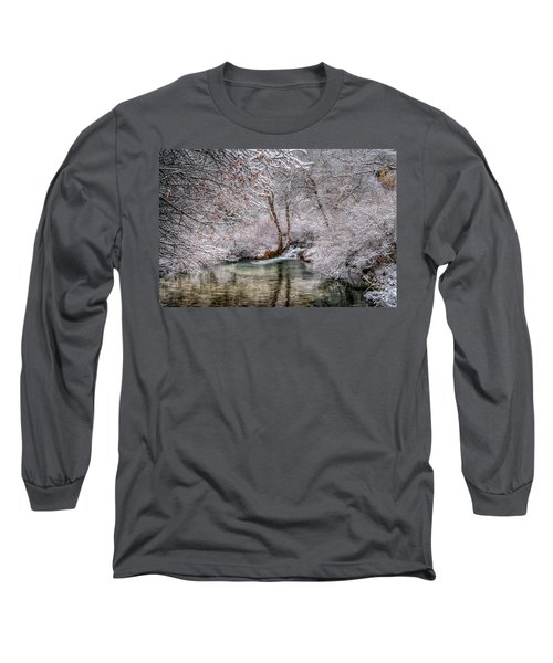 Frosty Pond Long Sleeve T-Shirt