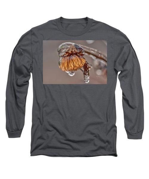 Frozen Blond Long Sleeve T-Shirt