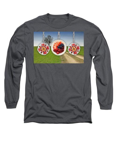 Fruit Salad Long Sleeve T-Shirt