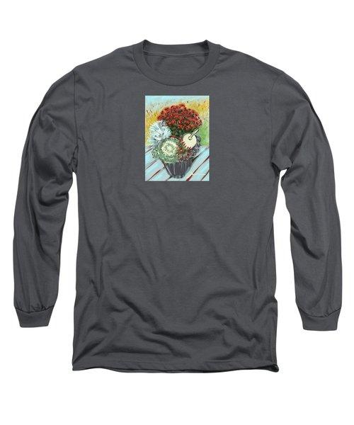Fruits Of Fall Long Sleeve T-Shirt