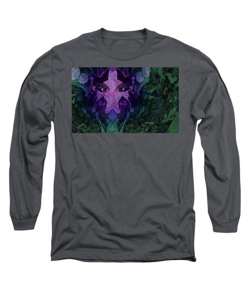 Garden Eyes Long Sleeve T-Shirt