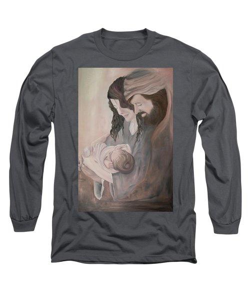Gentle Savior Long Sleeve T-Shirt