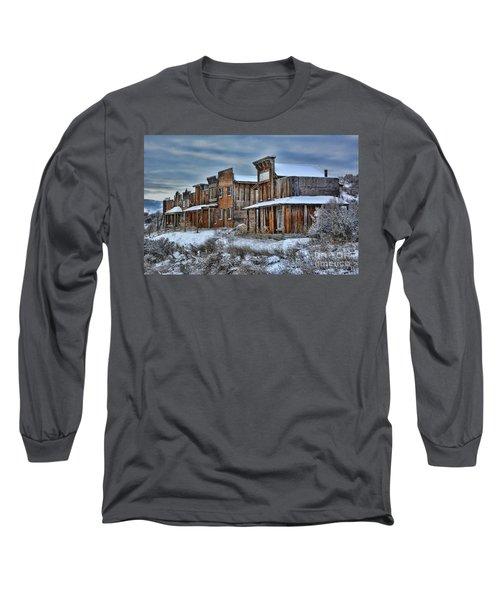 Ghost Town Long Sleeve T-Shirt