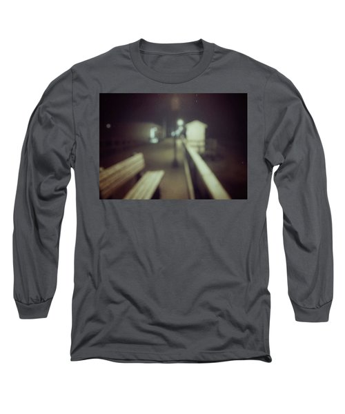 ghosts IV Long Sleeve T-Shirt