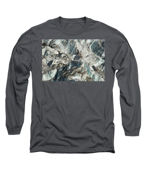 Glacier Ice 1 Long Sleeve T-Shirt