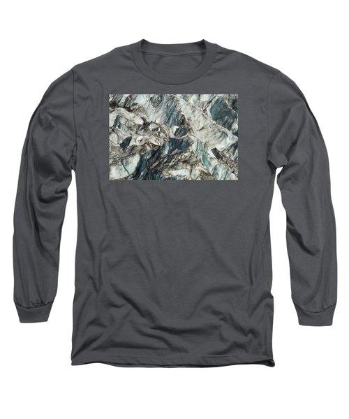 Glacier Ice 1 Long Sleeve T-Shirt