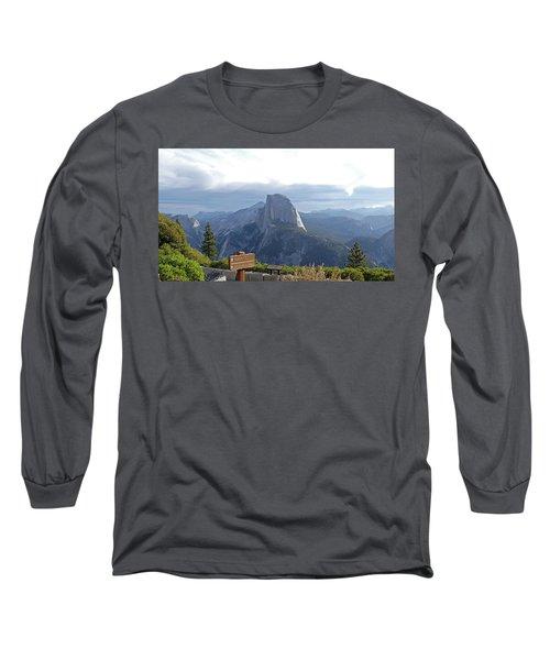 Glacier Point Long Sleeve T-Shirt