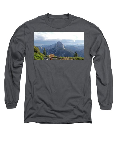 Glacier Point Long Sleeve T-Shirt