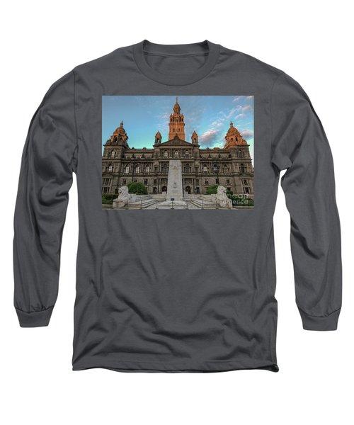 Glasgow Cenotaph Long Sleeve T-Shirt