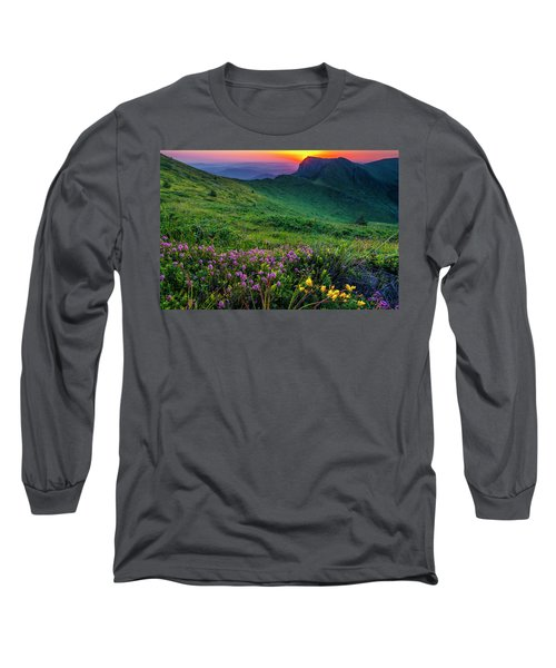 Goat Wall Long Sleeve T-Shirt
