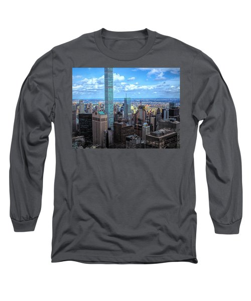 Going Out Of Sight Long Sleeve T-Shirt