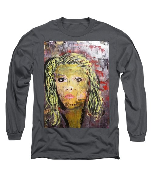 Gold Dust Woman Long Sleeve T-Shirt