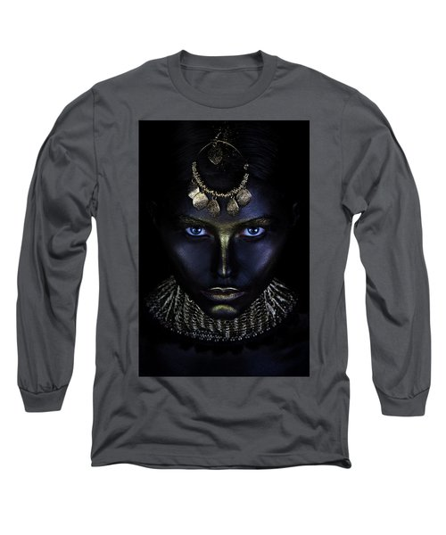 Gold Of Maya Long Sleeve T-Shirt
