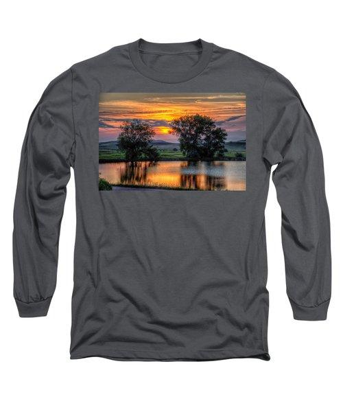 Golden Pond Long Sleeve T-Shirt