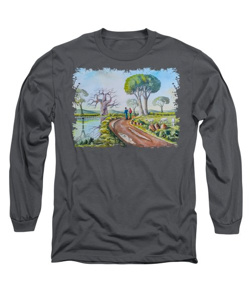 Good Old Days Long Sleeve T-Shirt