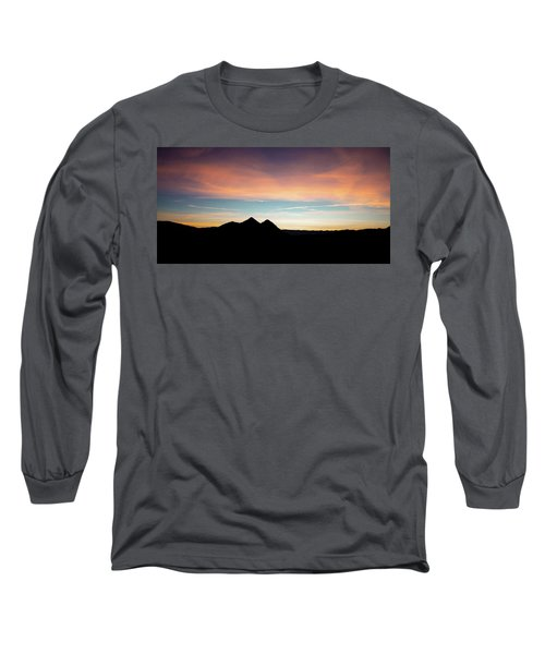 Goodnight Death Valley Long Sleeve T-Shirt