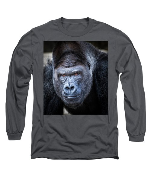 Gorrilla  Long Sleeve T-Shirt