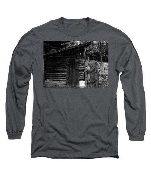 Grandpa's Shed Long Sleeve T-Shirt