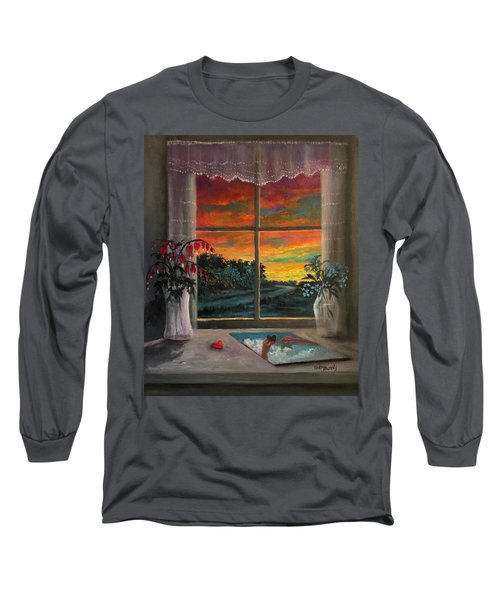 Guarding The Soul Long Sleeve T-Shirt