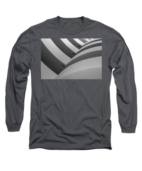 Guggenheim_museum Long Sleeve T-Shirt