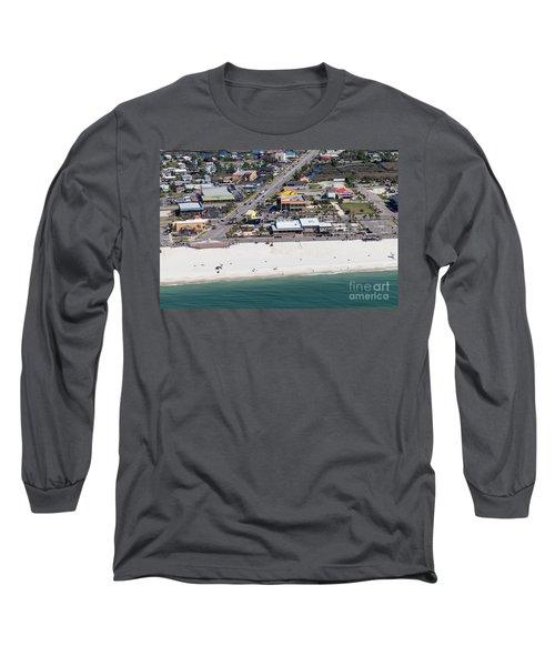 Gulf Shores Beach 7139 Long Sleeve T-Shirt