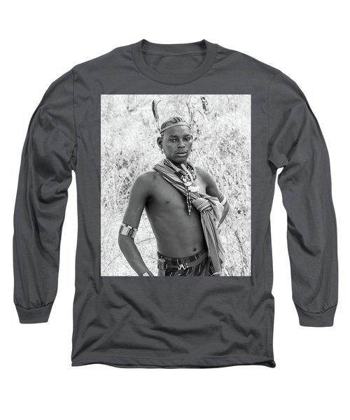 Hammer Boy Long Sleeve T-Shirt