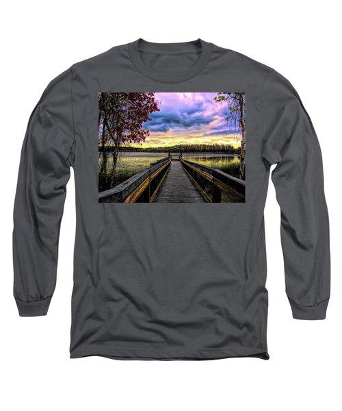 Hammond Lake Long Sleeve T-Shirt