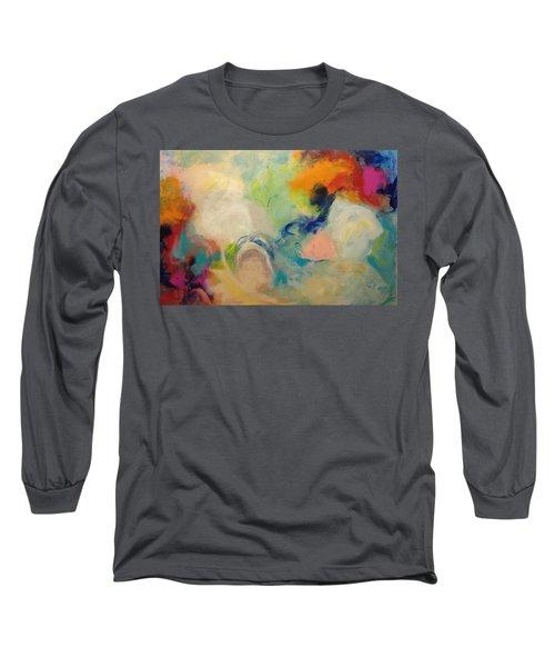 Happy Motions Long Sleeve T-Shirt