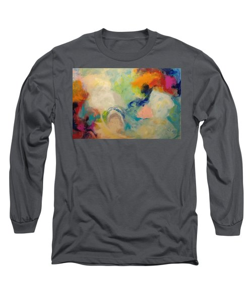 Happy Motions Long Sleeve T-Shirt
