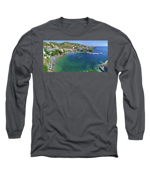 Harbor Of Bali Long Sleeve T-Shirt