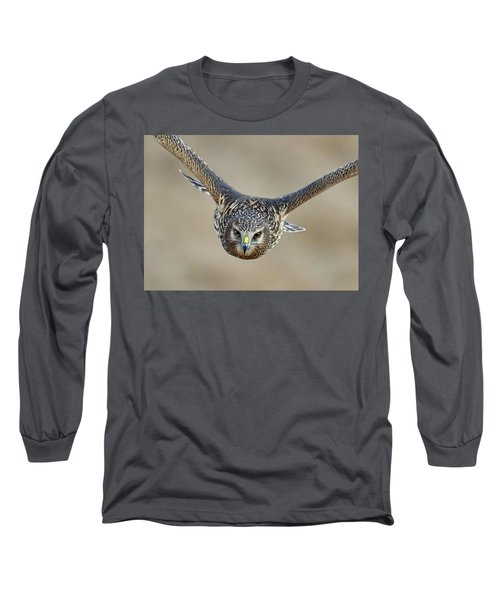 Harrier Eye-to-eye Long Sleeve T-Shirt
