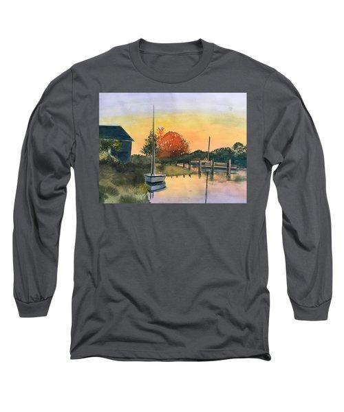 Harthaven Harbor, Mv Long Sleeve T-Shirt