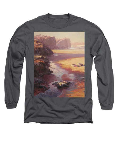 Hidden Path To The Sea Long Sleeve T-Shirt
