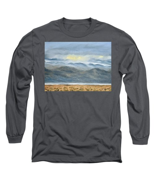 High Desert Morning Long Sleeve T-Shirt