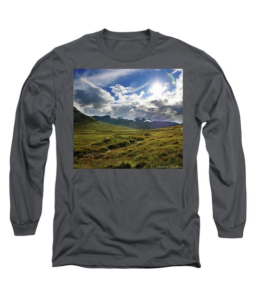 Highlands Afternoon Long Sleeve T-Shirt