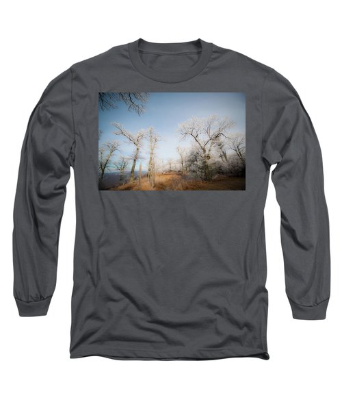 Hilltop Hoarfrost Long Sleeve T-Shirt