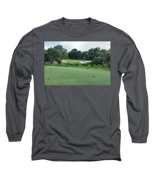 Hole #12 Long Sleeve T-Shirt