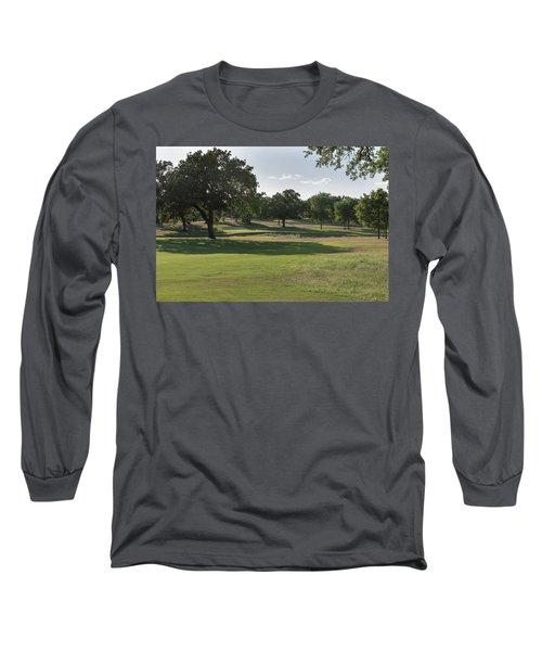 Hole #16 Long Sleeve T-Shirt