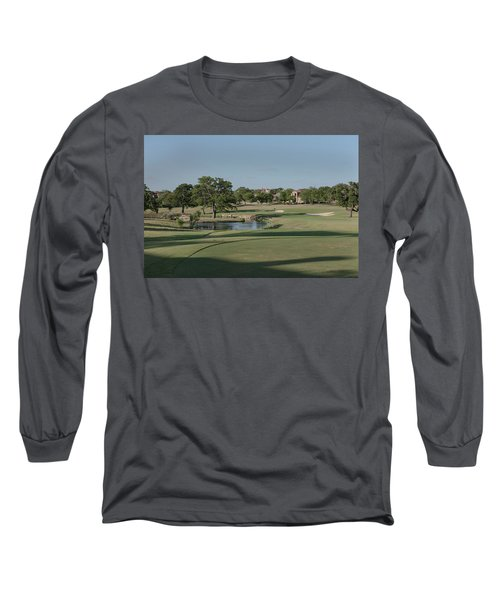 Hole #17 Long Sleeve T-Shirt