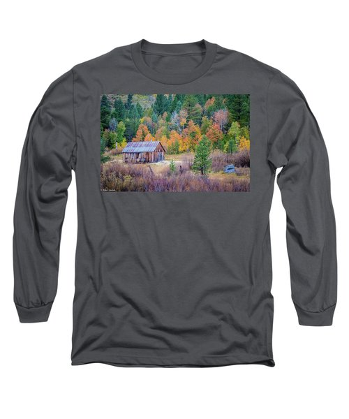 Hope Valley Cabin Long Sleeve T-Shirt
