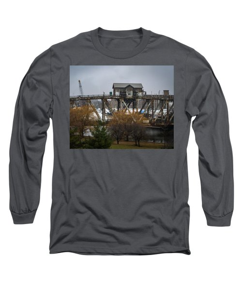 House Bridge Long Sleeve T-Shirt