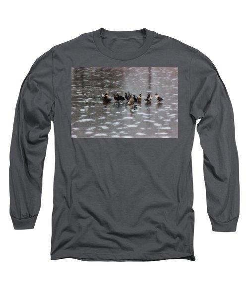 Huddled Long Sleeve T-Shirt