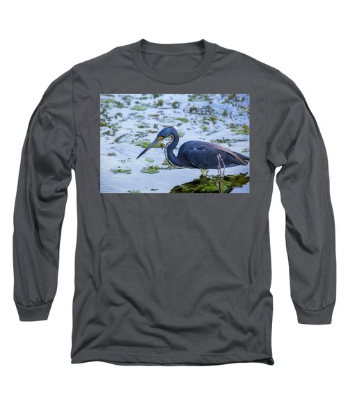 Hunt For Lunch Long Sleeve T-Shirt