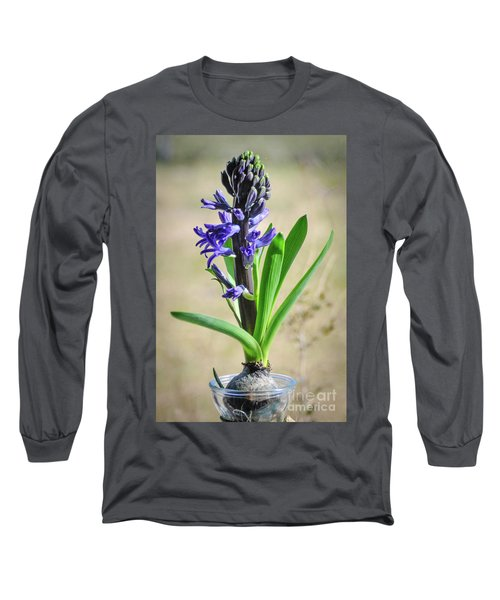 Hyacinth Long Sleeve T-Shirt