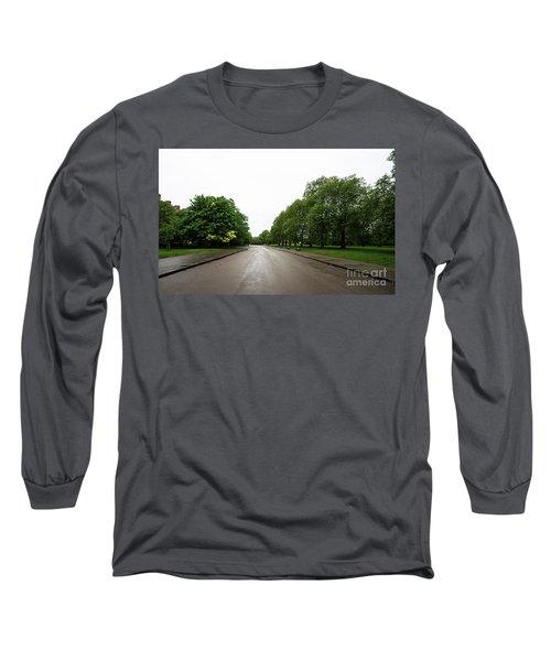 Hyde And Seek Long Sleeve T-Shirt