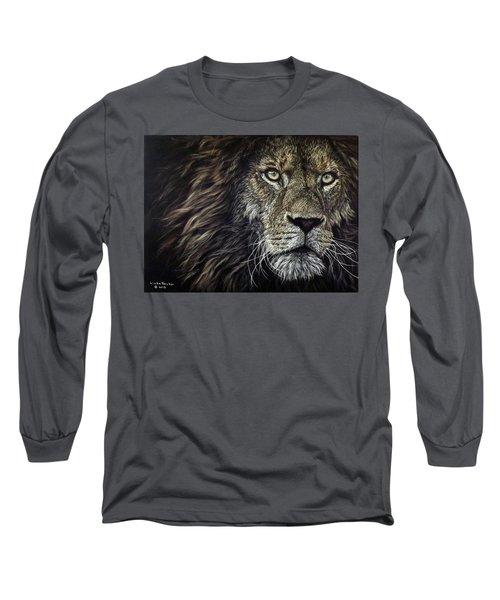 I Am King Long Sleeve T-Shirt