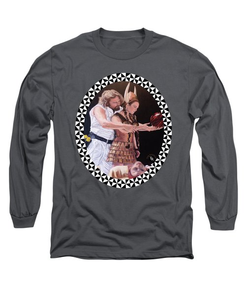 I Just Dropped In Long Sleeve T-Shirt